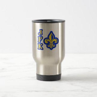 JFK Alumni Travel/Commuter Travel Mug