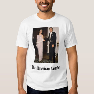 JFK and Jackie, The American Camelot Shirts