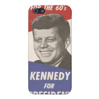 JFK Campaign iPhone 5/5S Cases