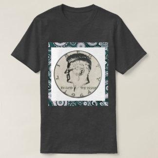 JFK Coin T-Shirt