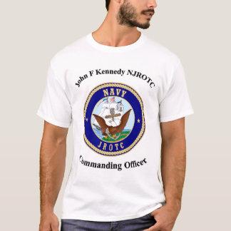 JFK COMMANDING OFFICER T-Shirt