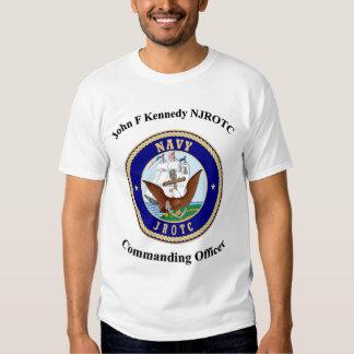 JFK COMMANDING OFFICER TSHIRT