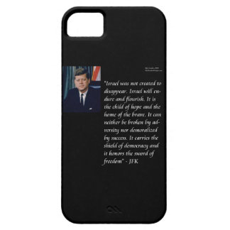JFK & Famous Quote On Israel Case For The iPhone 5