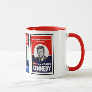 JFK for USA Mug