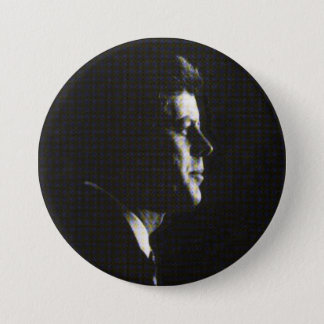 JFK Forever 3 Inch Round Button