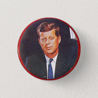 JFK Inaugural - Button