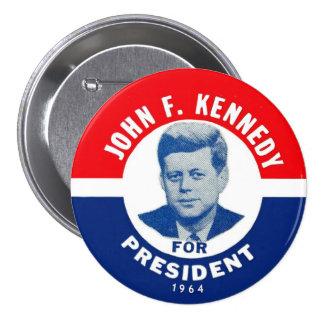 JFK Memorial pin 1964
