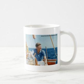 JFK Sailing Coffee Mug