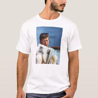 JFK Smoking Shirt