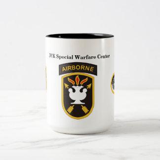 JFK Special Warfare Center Mug