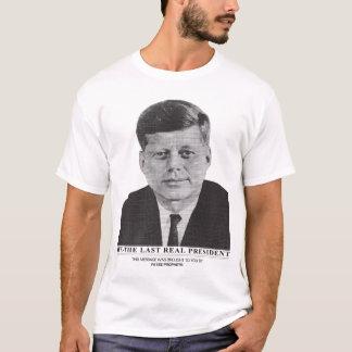 JFK t shirt