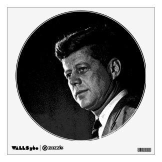 JFK WALL STICKER