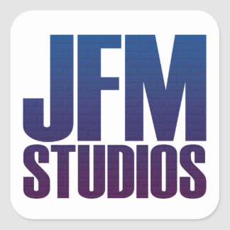 JFM Studio Sticker