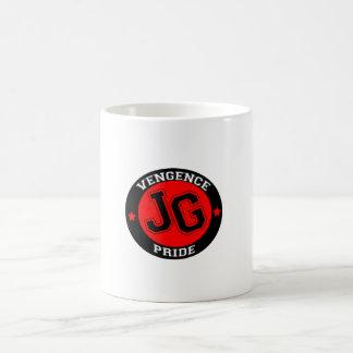 JG Youtube image Logo mug