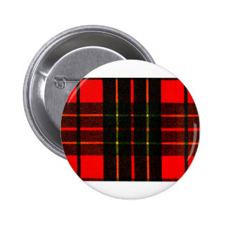 jGibney Tartan Colors Brodie The MUSEUM Zazzle Gif Pinback Button