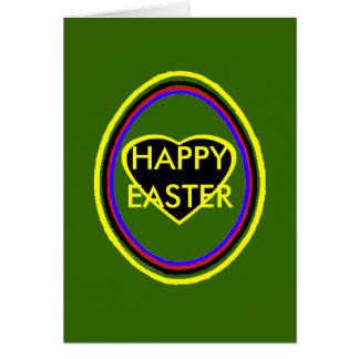 jGibney !UCreate Happy Easter Greeting Card