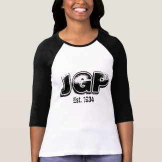 JGP 1934 baseball Womens T-Shirt
