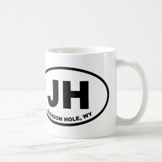 JH Jackson Hole Wyoming Coffee Mug