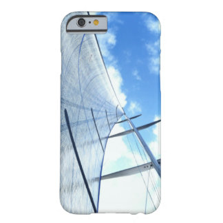 Jib Sail and Mast Picture Barely There iPhone 6 Case