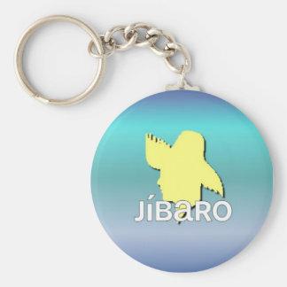 Jibaro Keychain