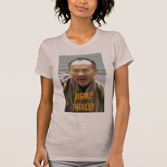 JIGMI THINLEY T-Shirt