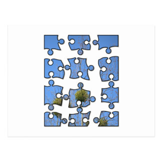 jigsaw puzzle 4x3 postcard