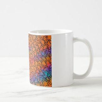 Jigsaw Puzzle Coffee Mug