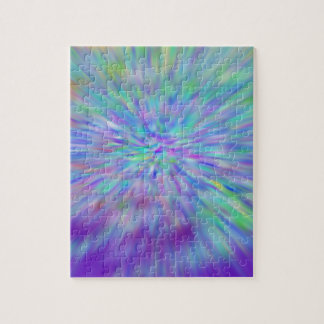 Jigsaw Puzzle color abstract