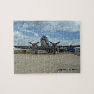 Jigsaw Puzzle - Douglas DC3 Dakota