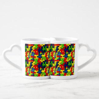 JIGSAW PUZZLE lovers mug