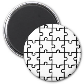 Jigsaw Puzzle Magnet