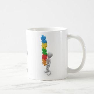 Jigsaw Puzzle Mug