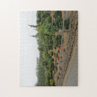 Jigsaw puzzle of Conifer Scene