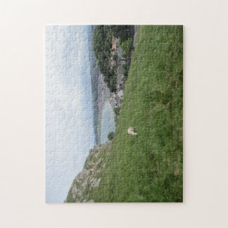 Jigsaw Puzzle of Llandudno from Great Orme