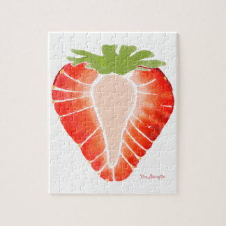 Jigsaw Puzzle - Strawberry Secret