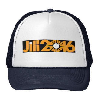 Jill Stein 2016 for President Trucker Hat