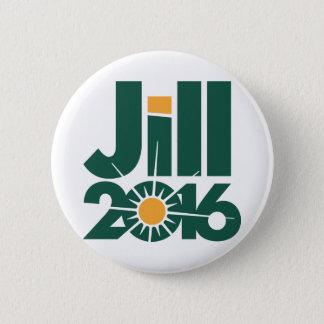 Jill Stein Campaign Logo 2 Inch Round Button
