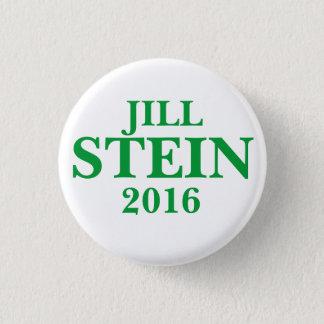 Jill STEIN FOR PRESIDENT 2016 1 Inch Round Button