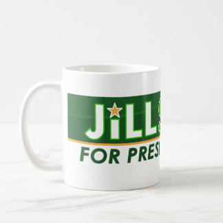Jill Stein for President 2016 Green Party Mug Cup
