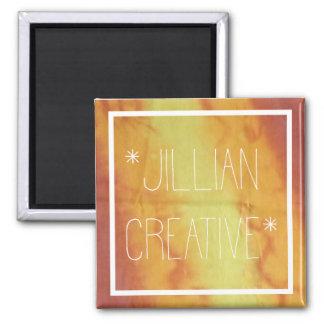 Jillian Creative Magnet, Original Magnet