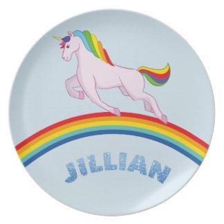 Jillian Plate for children