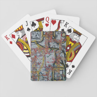 """JILLY AND JOLLY"" SET OF CLASSIC PLAYING CARDS"