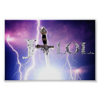 JILOL!! Jesus IS Lord of Lords Poster