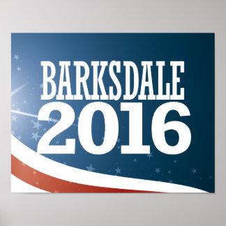 Jim Barksdale 2016 Poster