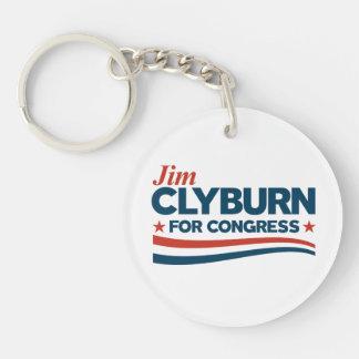 Jim Clyburn Keychain