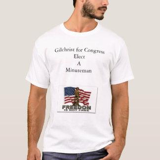 Jim Gilchrist for Congress T-Shirt