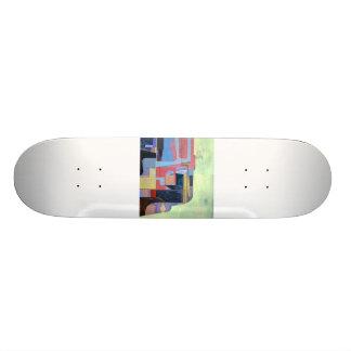 Jim Harris Untitled  4 Skateboard