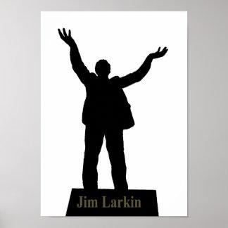 Jim Larkin poster