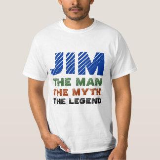 Jim the man T-Shirt