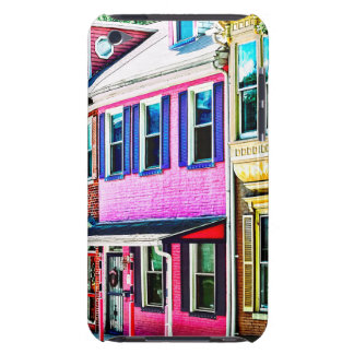 Jim Thorpe Pa - Colorful Street Barely There iPod Case